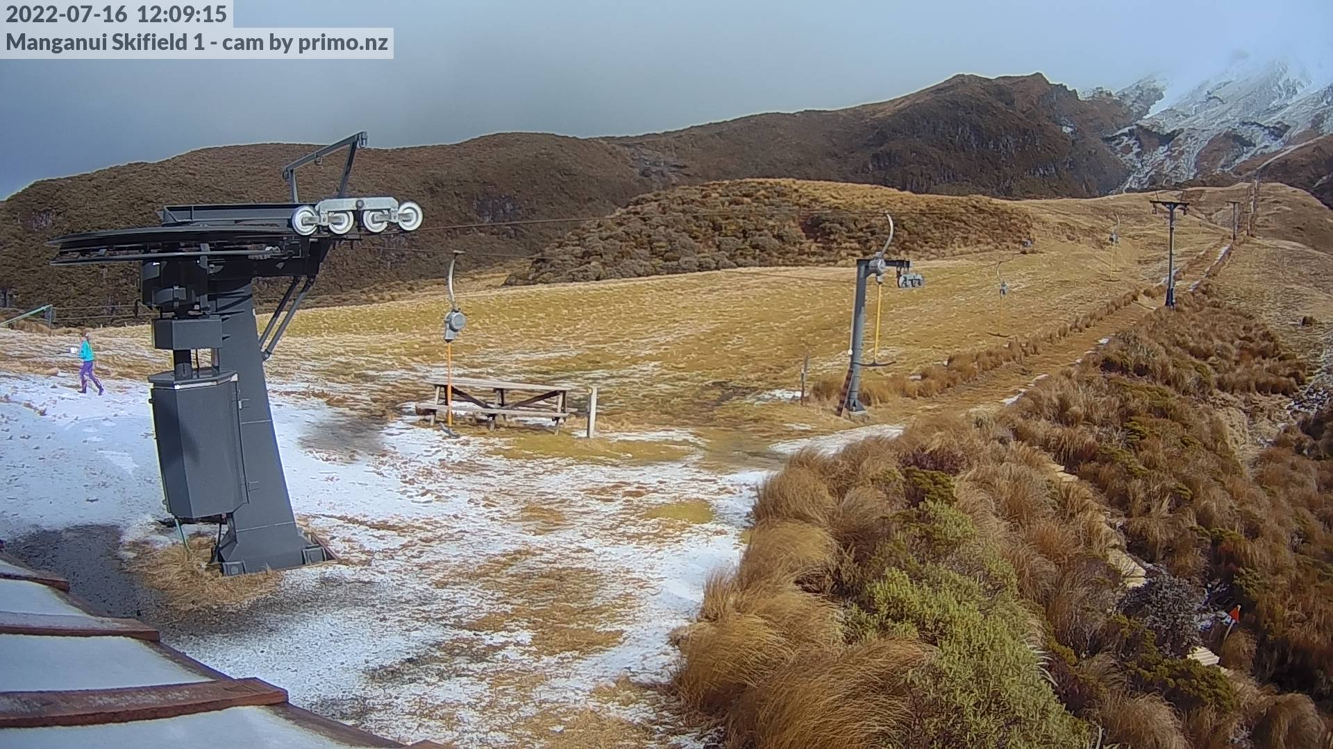 Manganui Skifield 1 - cam by primo.nz